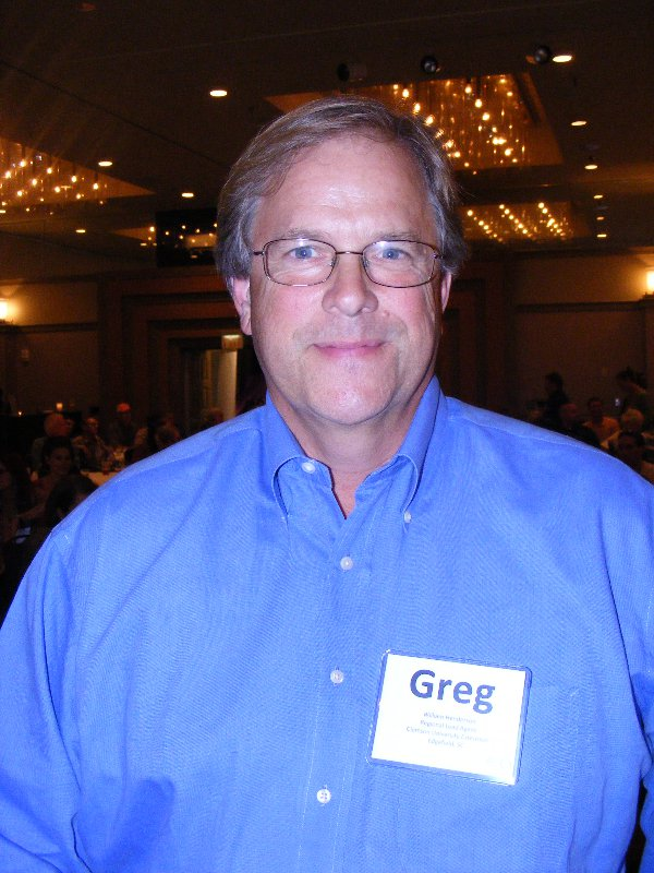 Greg Henderson - SC Extension Agent of the Year