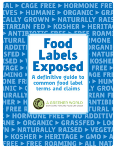 FLE pic Food Labels 101