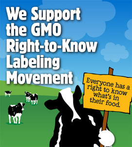 Support GMO Labeling
