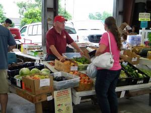 Pitt County Farmers Market