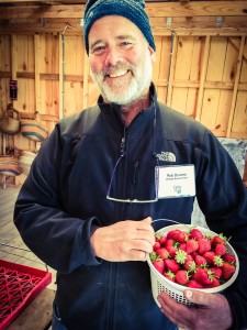 Rob Bowers on the Piedmont Farm Tour 2015