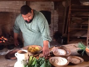Michael Twitty, photo from afroculinaria.com