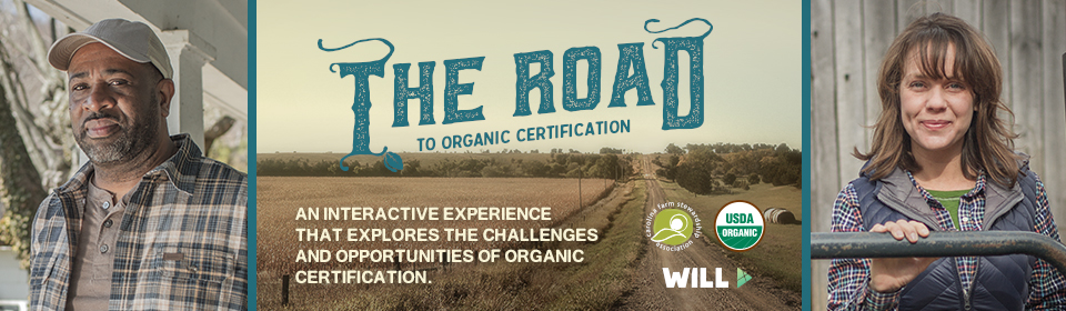 The Road to Organic Certification