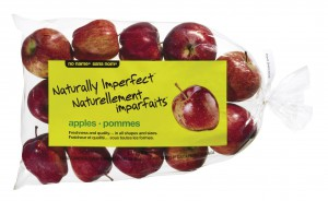 Naturally Imperfect apples are still delicious
