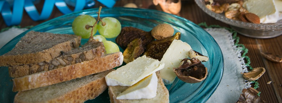 Chapel Hill Creamery Cheese makes for a perfect picnic lunch