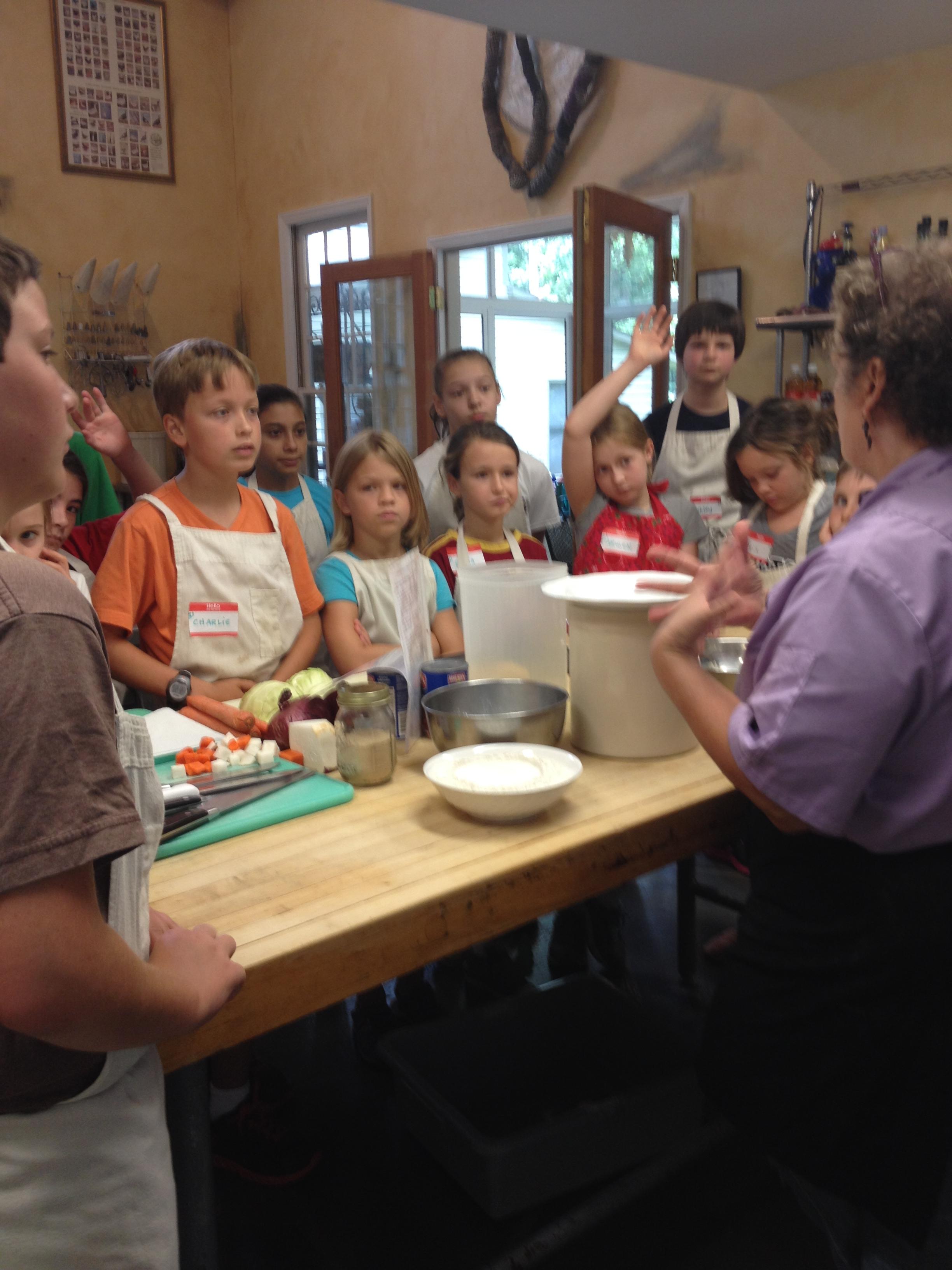 kid-chefs CFSA