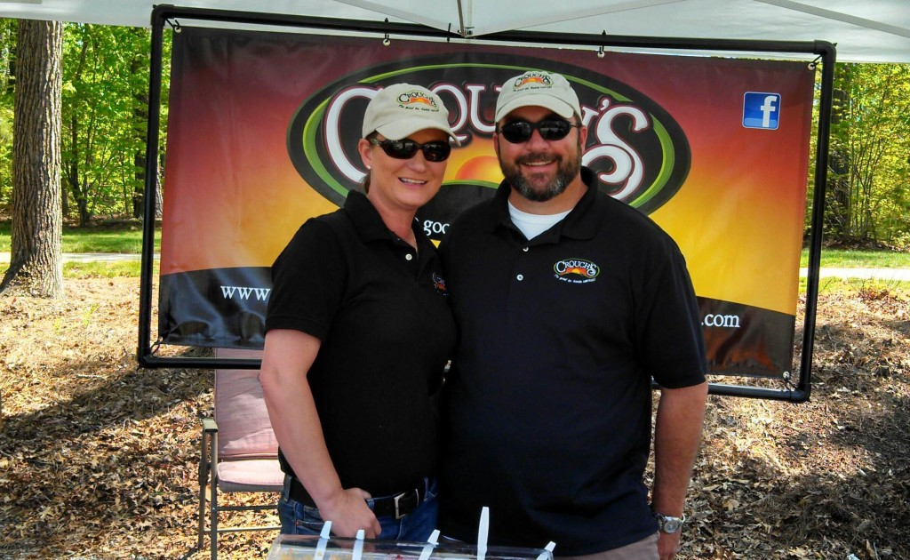 Angie and Marc Olear, Crouch's Gourmet Specialties