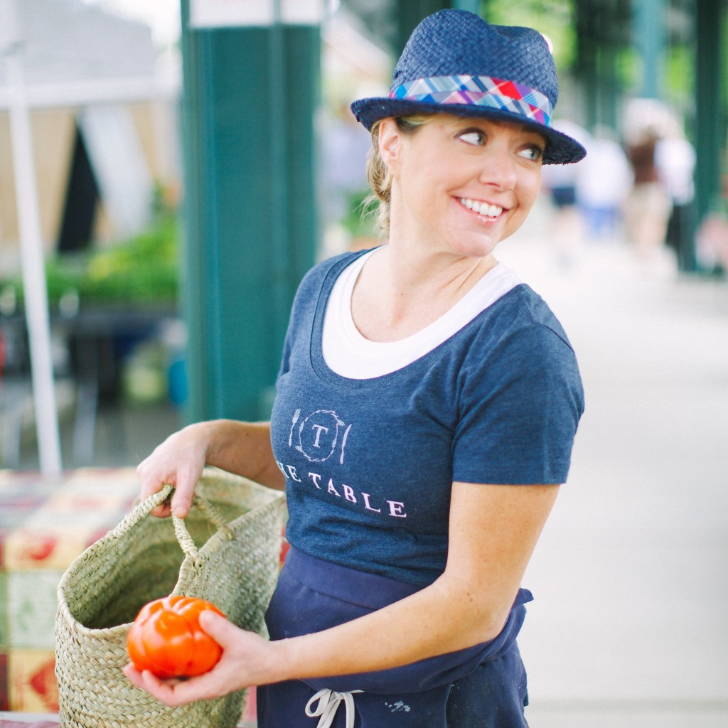 4e44e09bf30 Chef Deanna at the Asheboro Farmers Market Photo submitted by Dustie Gregson