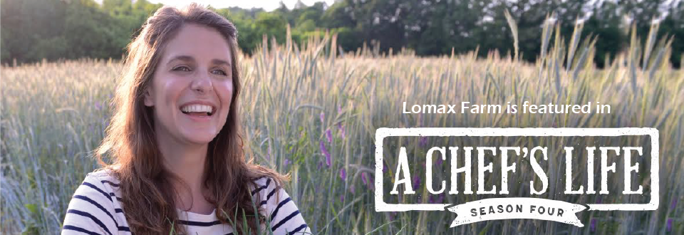 Chef's Life Premiere Features Lomax!