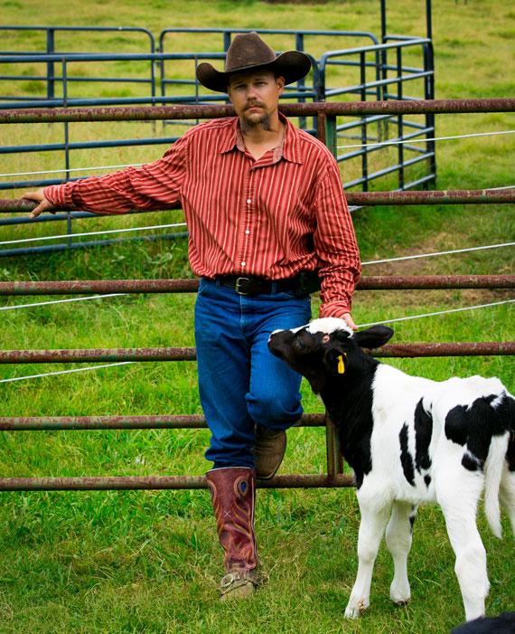 Dan Kurz of Cedar Creek Ranch.