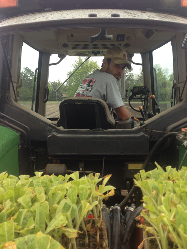 Jarrett-on-a-tractor