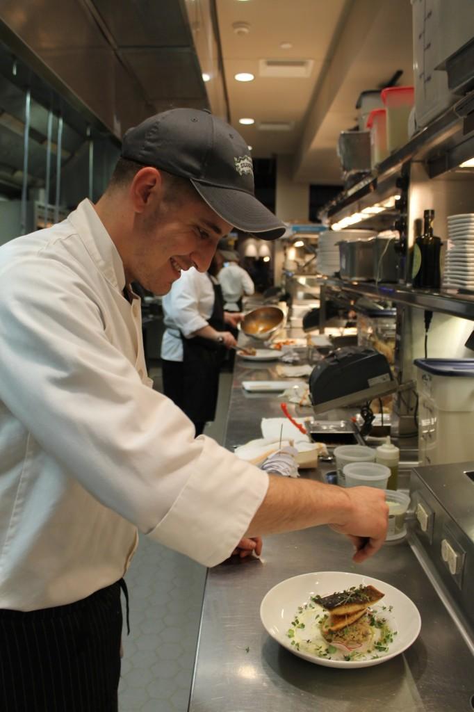 Sierra Nevada kitchen
