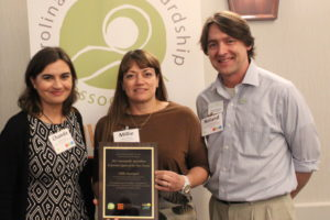 South Carolina Sustainable Agriculture Extension Agent of the Year: Millie Davenport